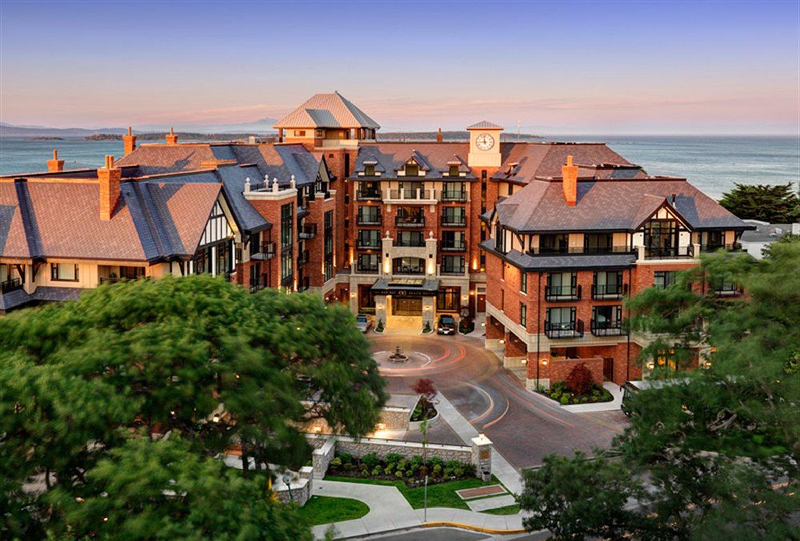 Oak Bay Beach Hotel cut#